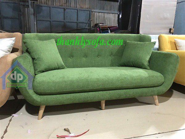 3 Ưu điểm của sofa nỉ cho phòng khách khiến nhiều người chọn
