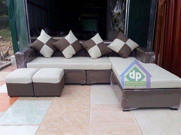 Bàn ghế sofa da giá rẻ | Mẫu sofa da đẹp mới nhất 2019