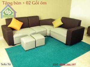 Địa chỉ cung cấp sofa nỉ uy tín - giá rẻ