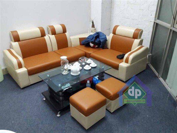 Lựa chọn chất liệu của ghế sofa cho văn phòng