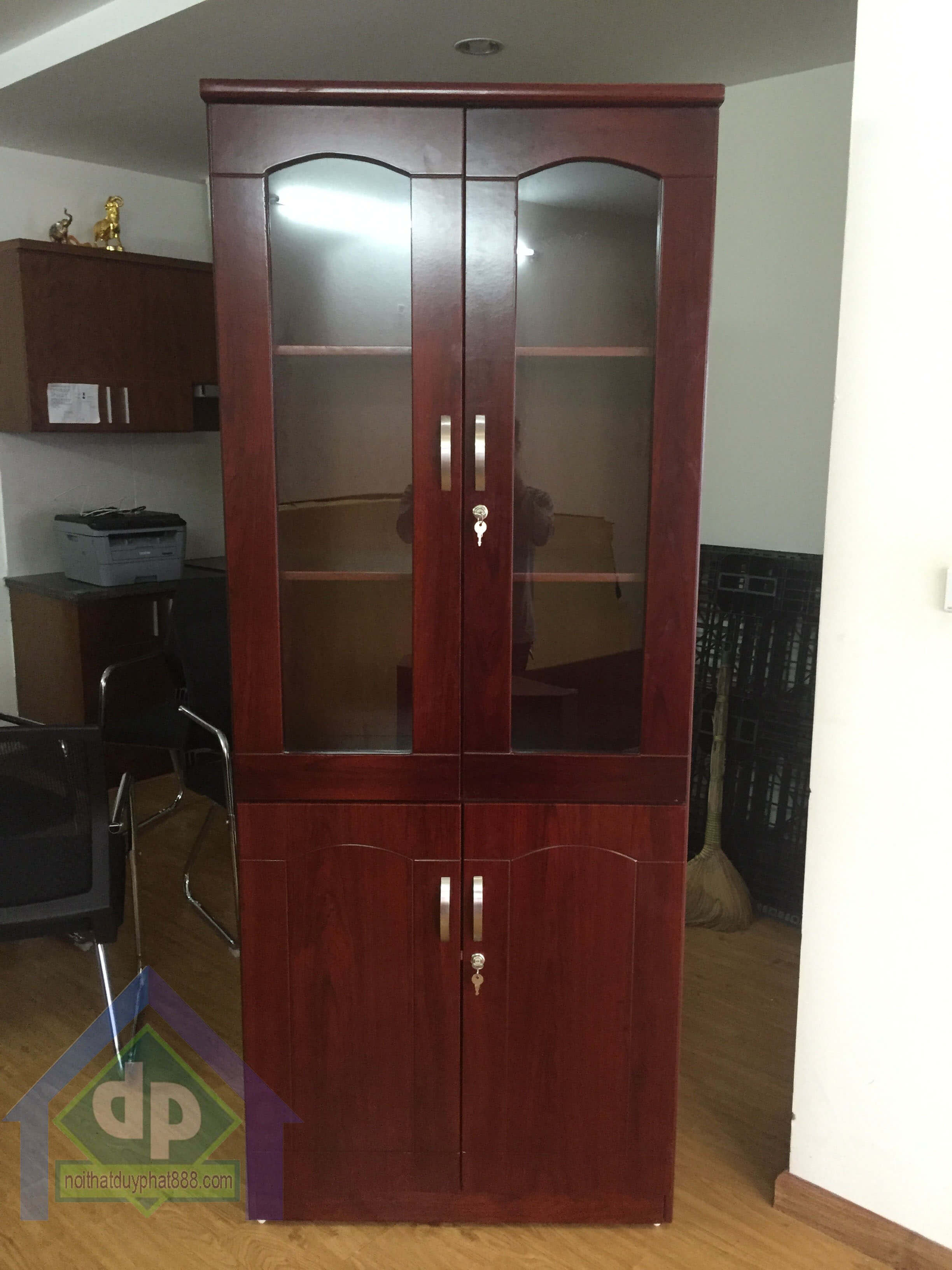 Địa chỉ thi công tủ kệ văn phòng giá rẻ uy tín tại Hà Nội