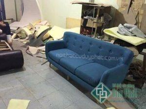 Những sai lầm thường gặp khi chọn ghế sofa nỉ thanh lý 2