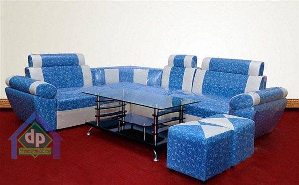 Nên chọn mua sofa da hay sofa nỉ cho phòng khách hiện đại thì tốt?