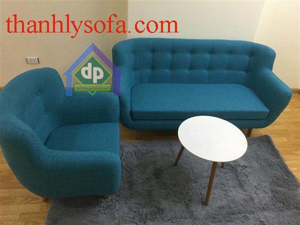 Mẫu ghế sofa nỉ giá rẻ được ưa chuộng nhiều nhất năm 2019