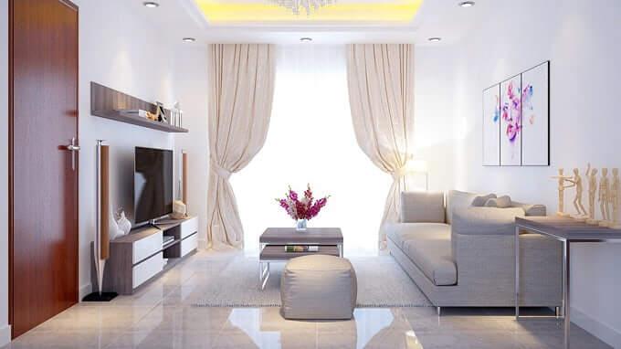 Cách lựa chọn ghế sofa cho phòng khách nhỏ Đẹp và Tiện nghi nhất
