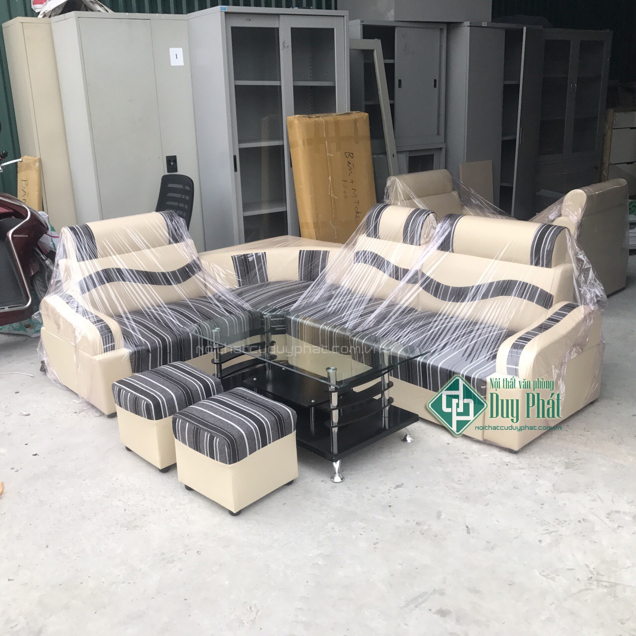 Mẫu thanh lý sofa Bắc Giang hàng mới chưa qua sử dụng