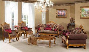 Khám phá lí do tại sao ghế sofa phong cách Châu Âu lại được ưa chuộng