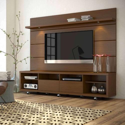 Những thiết kệ trang trí tivi đơn giản được ưa chuộng hiện nay