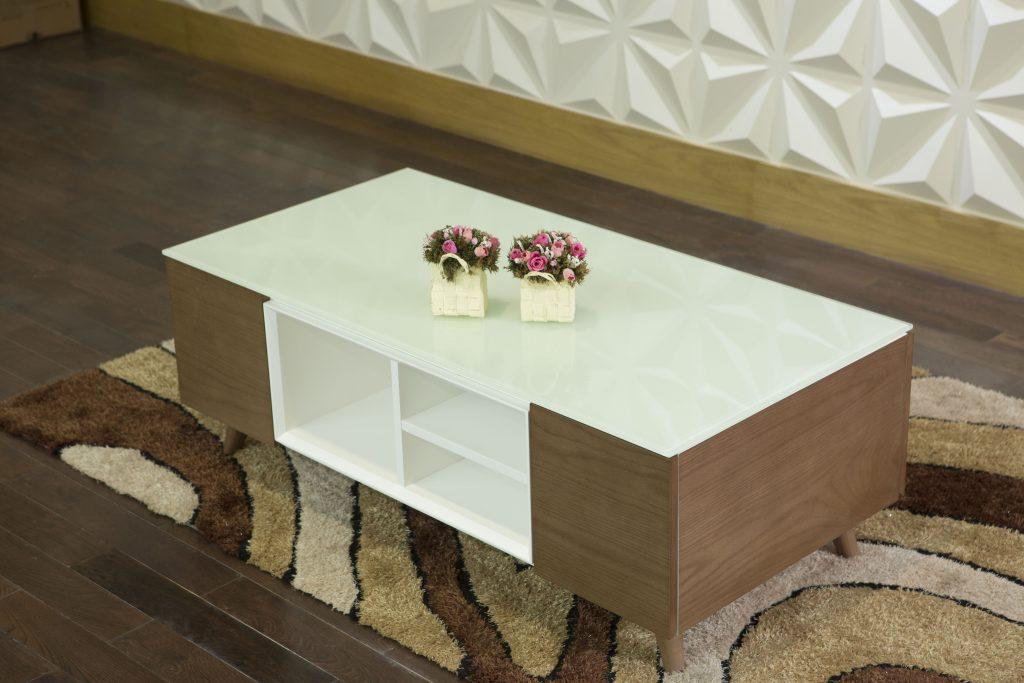 8+ Mẫu bàn sofa đẹp cho phòng khách hiện đại và ấn tượng nhất