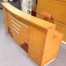 Thanh lý quầy lễ tân Đê La Thành giá tại xưởng mẫu mới 2020