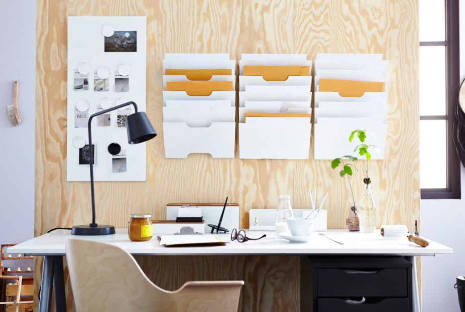 Tổng hợp các mẫu kệ trang trí bàn học Đẹp và Độc đáo