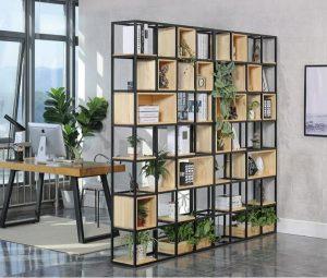 Tổng hợp các mẫu kệ văn phòng đẹp giá rẻ chất lượng tốt