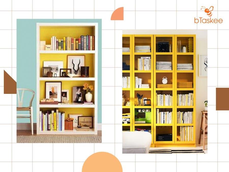 Kệ trang trí sách - Điểm nhấn ấn tượng cho ngôi nhà thân yêu