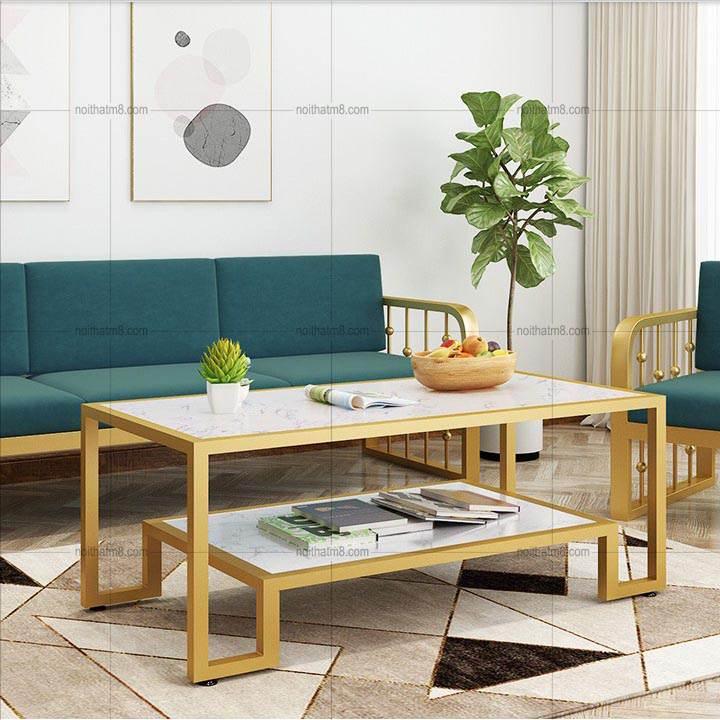 Tổng hợp các mẫu bàn sofa 2 tầng đẹp và hiện đại nhất - 290060