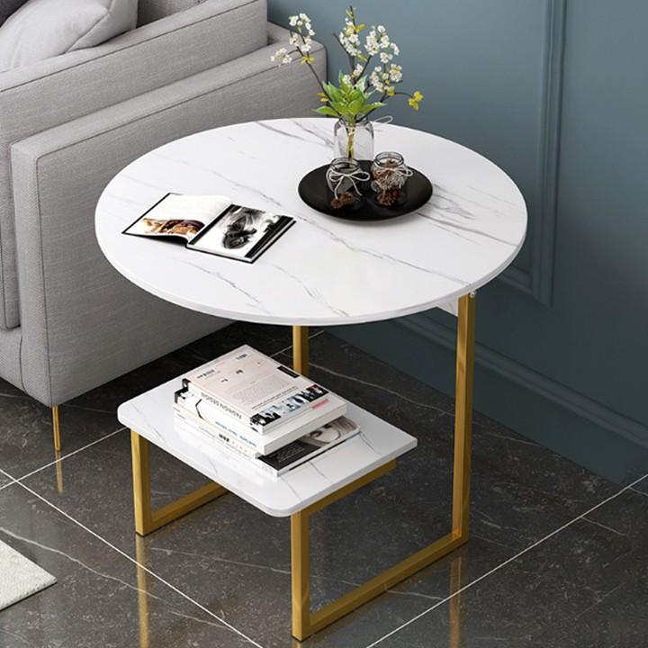 Tổng hợp các mẫu bàn sofa 2 tầng đẹp và hiện đại nhất - 290061