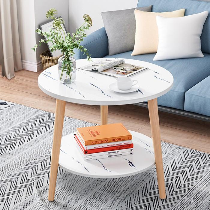 Tổng hợp các mẫu bàn sofa 2 tầng đẹp và hiện đại nhất