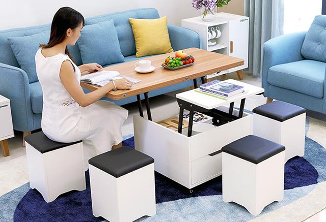 Tổng hợp các mẫu bàn sofa thông minh đẹp được ưa chuộng nhất 2021