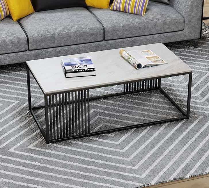 TOP 5+ Mẫu bàn sofa chân sắt đẹp và độc đáo cho phòng khách sang trọng