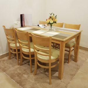 TOP 6+ Bộ bàn ăn 6 ghế hiện đại cho phòng bếp thêm ấm cúng