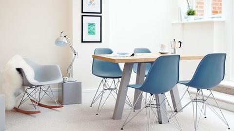 Bộ bàn ăn 4 ghế đẹp giá rẻ hiện đại cho nhà bếp