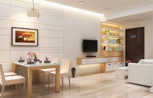 Bộ bàn ăn cho nhà chung cư Đẹp và Sang trọng đáng để mua